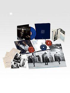 Sony Music Miles Davis The Genius Of Miles Davis Box Set Trumpet Case For Any Music Fan A Classic Miles Davis Boxset Kind Of Blue