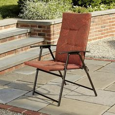 Padded Folding Lawn Chairs Lawn Chairs Chair