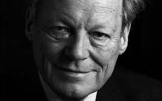 Willy Brandt, Federal Chancellor of West Germany 1969-74