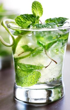 The Cuban Mojito - a refreshing antidote for a hot summer day. Click for the recipe!