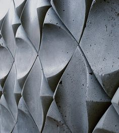 moderne wandverkleidung von urbanproduct betonoptik