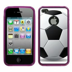 Soccer iPhone 4/4s case