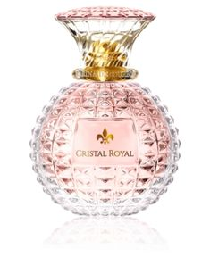 Cristal Royal Rose by Princesse Marina De Bourbon is a Floral Fruity fragrance for women. This is a new fragrance. Cristal Royal Rose was launched in Perfume Scents, Perfume And Cologne, Best Perfume, Fragrance Parfum, Parfum Chic, Parfum Rose, Perfumes Vintage, Vintage Perfume Bottles, Bourbon