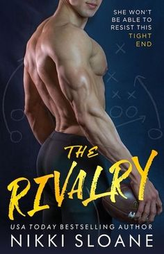 Reading Keeps Me Sane Book Blog: Book Review: The Rivalry by Nikki Sloane