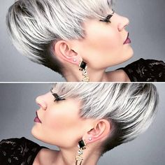 Image result for modern short hairstyles 2017