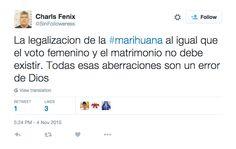 Tuits de odio contra la mota, cortesía de México   VICE   México