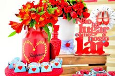 Florals and favors f