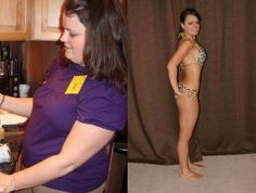 First post said she used P90X. If I use P90X, can I get a body like hers?