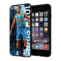 "NBA Basketball Player Christopher Emmanuel ""Chris"" Paul LA Los Angeles Clippers, Cool iPhone 6 Plus (6+ , 5.5"") Smartphone Case Cover Collector iphone TPU Rubber Case Black Phoneaholic http://www.amazon.com/dp/B00WF8G14Y/ref=cm_sw_r_pi_dp_BEMpvb0YYE2BZ"