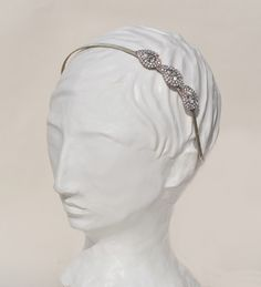 'Kate' headpiece, by Dolecka