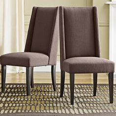 Willoughby Dining Chair #WestElm
