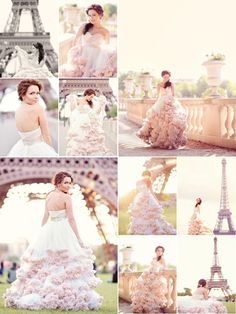 Paris Honeymoon.