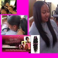 Hair Style Seat : ... , fly weaves natural look www.styleseat.com/hairbyshaunda style seat