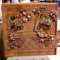 Capadia Designs: La Blanche Stamps at CHA