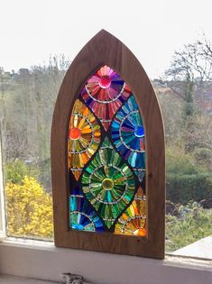 Stained Glass art Cross - Glass art Pictures Old Windows - Glass art DIY How To Make - Contemporary Glass art Sculpture - Sea Glass art Baby Stained Glass Designs, Stained Glass Panels, Stained Glass Projects, Stained Glass Patterns, Stained Glass Art, Fused Glass, Blown Glass, Broken Glass Art, Sea Glass Art