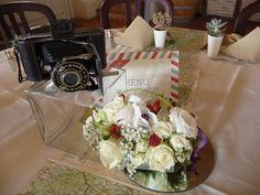 Mariage rétro vintage, mise en scène Fleurs de Céléno. Vintage Wedding by Fleurs de Céléno