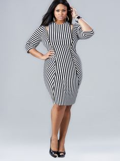 Hey curvy girls all over the world, Monif C. is back with some bold new pieces and we love them all. I don't know if you've noticed but Monif has been producing so many new stylish pieces every month. We used to have to wait for a new season, but we love that we can get some new looks from this plus size designer on a regular basis. The latest collection of sexy body con CONTINUE READING THIS POST