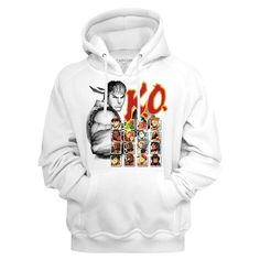 Street Fighter Hoodie / 80's Video Game Street Fighter KO Throwback Hoodie Video Game T Shirts, Movie T Shirts, Chun Li, Arcade, Ryu Street Fighter, Oldschool, Colorful Hoodies, V Neck Tank Top, Men Street