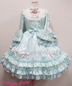 Lolibrary | Angelic Pretty - OP - Princess Of Roses Dress