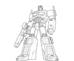 prime beast hunters coloring pages coloriage transformers sketch ... - Transformers Prime Coloring Pages