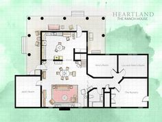 heartland ranch house - Google Search