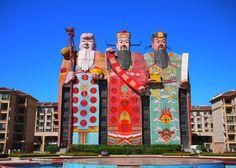 Los diez más bizarros edificios de China