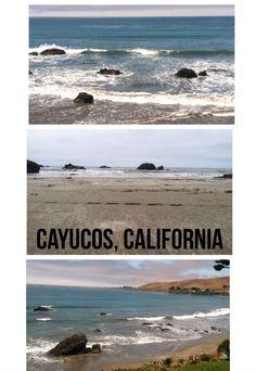 Grace Shelley's Photography Cayucos, California