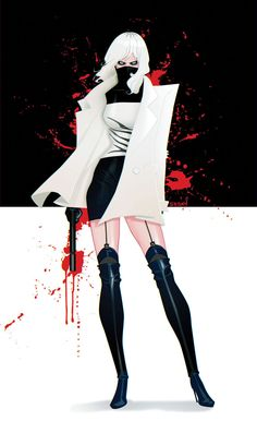 Atomic-Blonde-Fan-Art-Contest-Sebastian-Cichon by seban001.deviantart.com on @DeviantArt