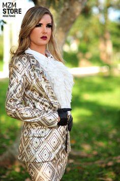 Produção de Outono/Inverno 2013 MZM Store. Modelo: Cíntia Thives Foto: Sidney Kair