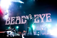 Beady Eye at FUJI ROCK FESTIVAL