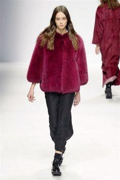 Sfilata Simonetta Ravizza - Autunno-Inverno 2015-2016 - Milano - Moda - Elle