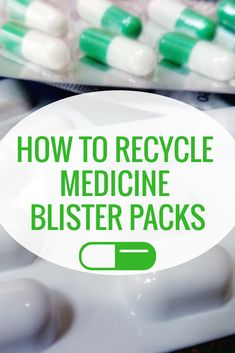 Medicine packaging is notoriously difficult to recycle. Here's how you can recycle blister packs for less landfill rubbish in your zero waste journey. Australi