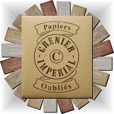 Papeles de Incienso Olvidados Recortar + Consumir Papier Perfume d'Arménie GRENIER IMPERIAL