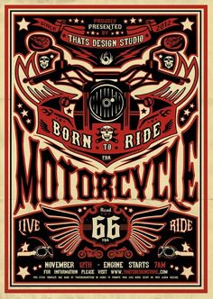 Motorcycle flyer design Template, psd editable and ready to print. Customize your Bike night poster for Photoshop easily! Flyer Design Templates, Print Templates, Road Trip, Neon Words, Photoshop, Poster Design Inspiration, Bike Art, Pen And Paper, Skull Art