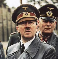 "Hitler once remarked ""I follow the path assigned to me by Providence with the instinctive sureness of a sleepwalker"""