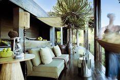 Safari Chic interiors --- Singita Sweni Lodge - Kruger National Park - South Africa | The Style Junkies