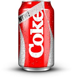 Back in April 1985, Coca-Cola reformulated the flavour of their drink and introduced New Coke in an attempt to boost its then dwindling market share
