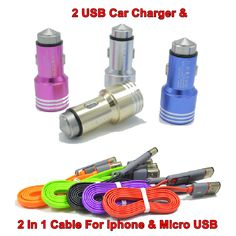 Universal Car-charger 2A
