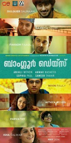 Bangalore Days, 2014.. Malayam language, Indian Movie..:D