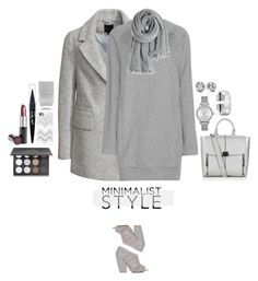 """""""Silversun Pickups """"Lazy Eye"""""""" by ashtagery ❤ liked on Polyvore featuring New Look, Acne Studios, Georg Jensen, Calypso St. Barth, Accessorize, Skagen, Chico's, Maybelline, Mary Kay and Casetify"""