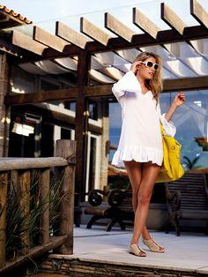 Coleção Viva LIVE! Verão 2013 • Clicado nas praias: Rasa, Ferradurinha, Azeda e Azedinha / Modelo: Celine Brinkgreve