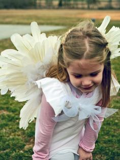 These feathered wings are perfect for occasions that require a costume, like Halloween or a Christmas nativity play, but are also sturdy enough to be worn for everyday imaginative play.