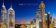 Latest and Upcoming UAE Attractions :- https://www.uaet10.com/blog/the-world-famous-uae-attractions/
