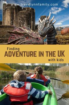 The weather in the UK may be unpredictable, but there is so much adventure to be found! From sailing across lakes, skiing down mountains, to finding dinosaur fossils in beach coves, here are some ideas for finding family adventure in the UK. Days Out With Kids, Family Days Out, Travel With Kids, Family Travel, Travel Tips, Travel Uk, Travel England, Travel Europe, Travel Hacks