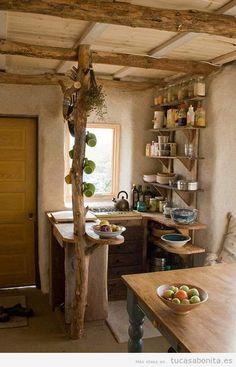 Resultado de imagen para como decorar casa de campo pequeña
