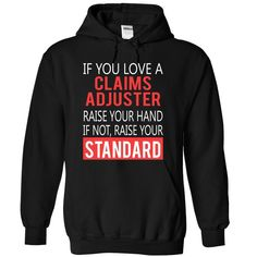 Cool Tshirt (Tshirt Perfect Sale) CLAIMS ADJUSTER - standard -  Discount 5%