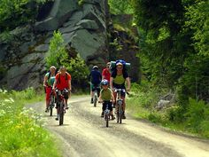 Bicycling trips in Oslo