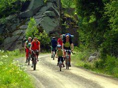 Sykkelturer i Oslo