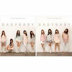 Always like this cover of them. =)  Baby Baby: Girls' Generation: Music