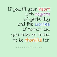 thankful for today...